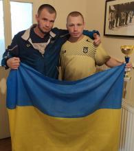 Вітаємо кікбоксера Богдана Копкіна з перемогою на міжнародному турнірі з професійного кікбоксингу